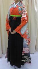 卒業袴 中振袖