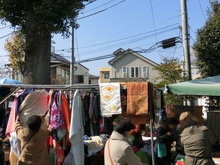 リサイクル紬の着物 のお店