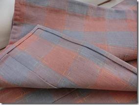 結城紬の単衣 (2)