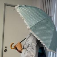 晴雨兼用二重張りUV日傘