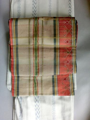 沖縄の織帯