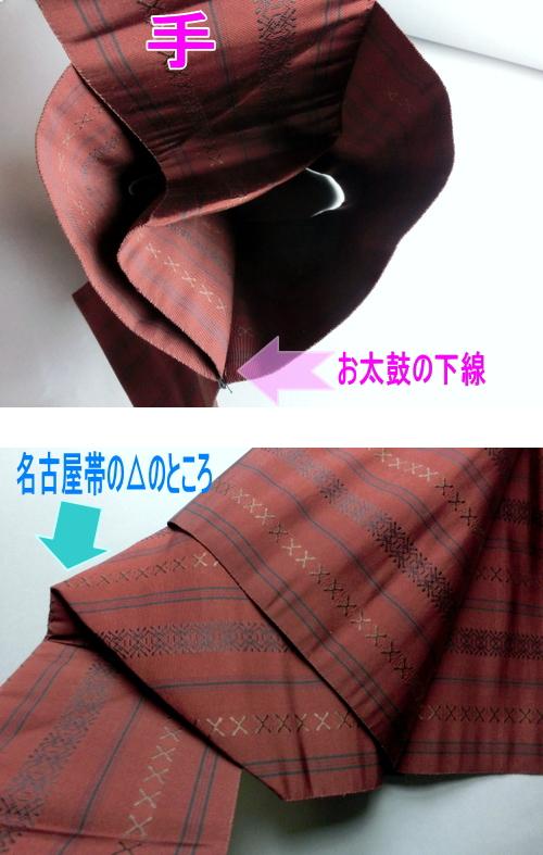 軽装帯の作り