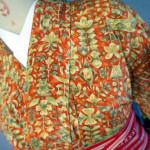 小紋の着物