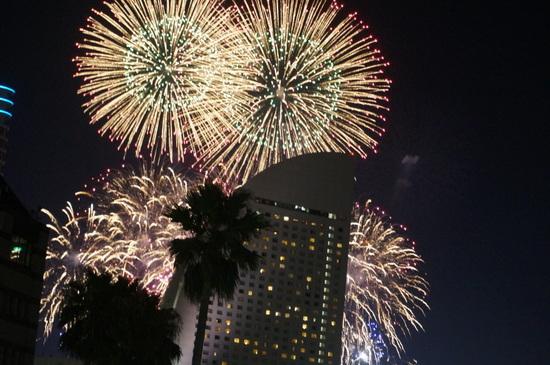 2014.08.05神奈川新聞花火大会