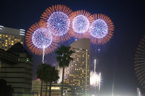 2014.08.05神奈川新聞花火大会2