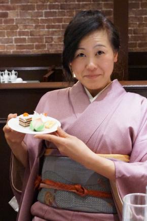 涵梅舫 kimono