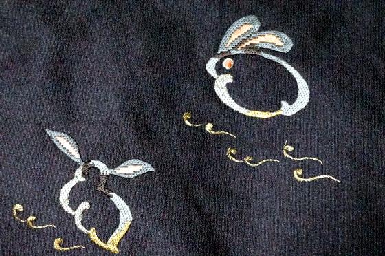 ウサギの帯