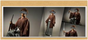 羽織袴プレビュー