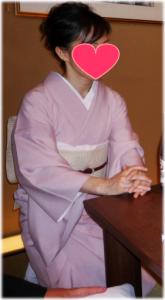 夏の江戸小紋