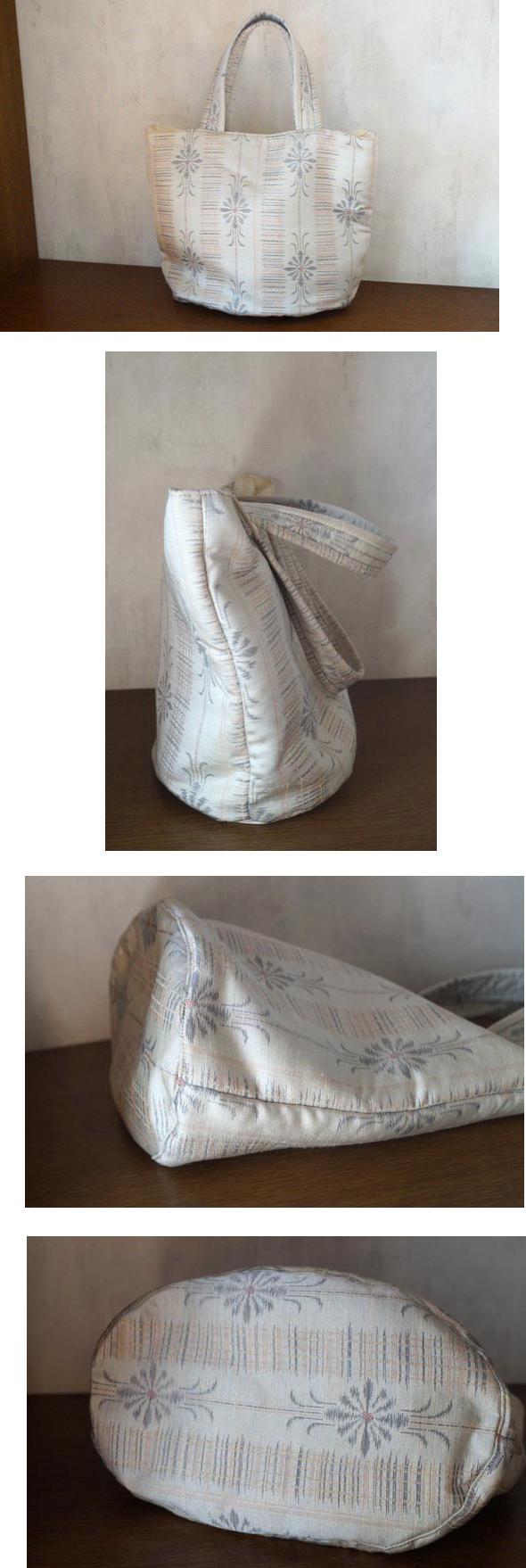 絹絣 バケツ
