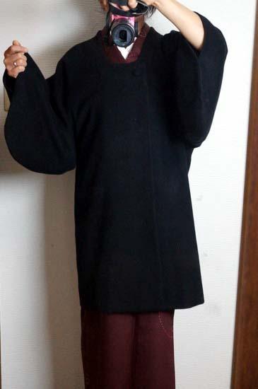 woolのコート