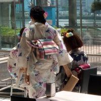 創美苑浴衣カフェ1