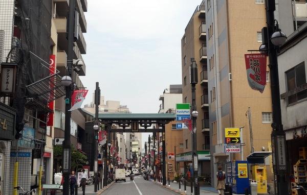 北品川商店街