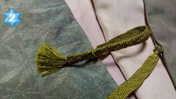 羽織紐つけ方2