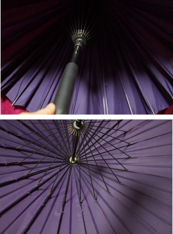 和風 雨傘