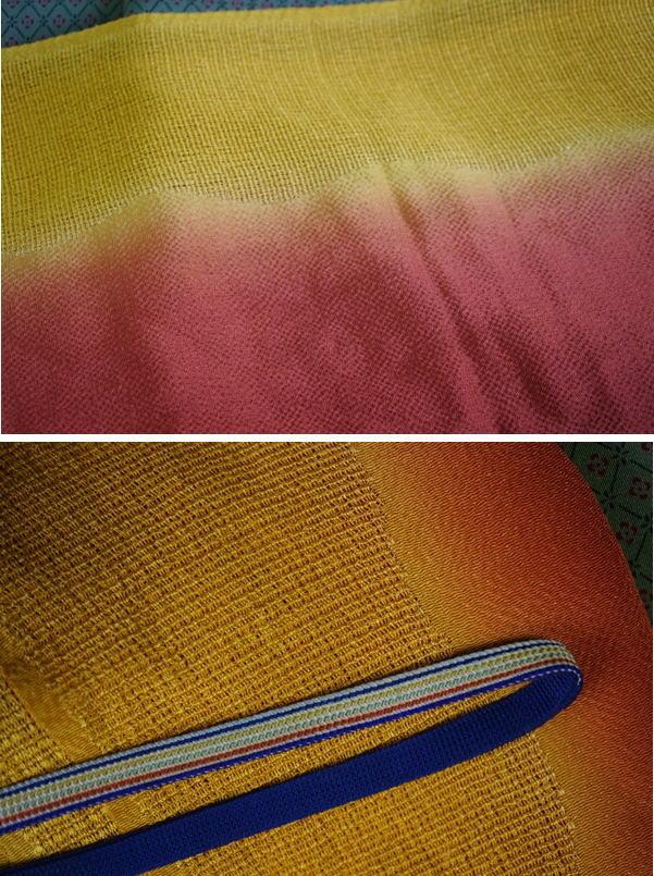 帯揚げ帯締めの色