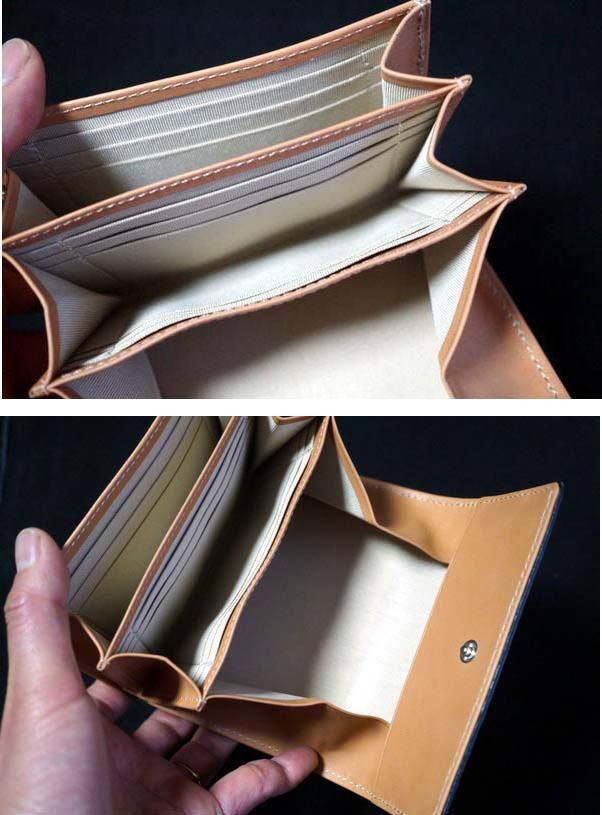 内側のカードポケット