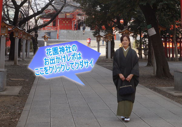 花園神社キモノ