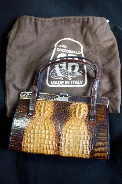 VERO COCCODRILLOのアンティークバッグ