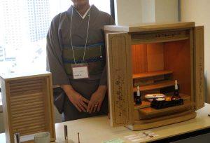 仏壇とワタシ