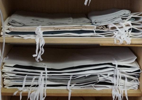 箪笥のサイズとたとう紙