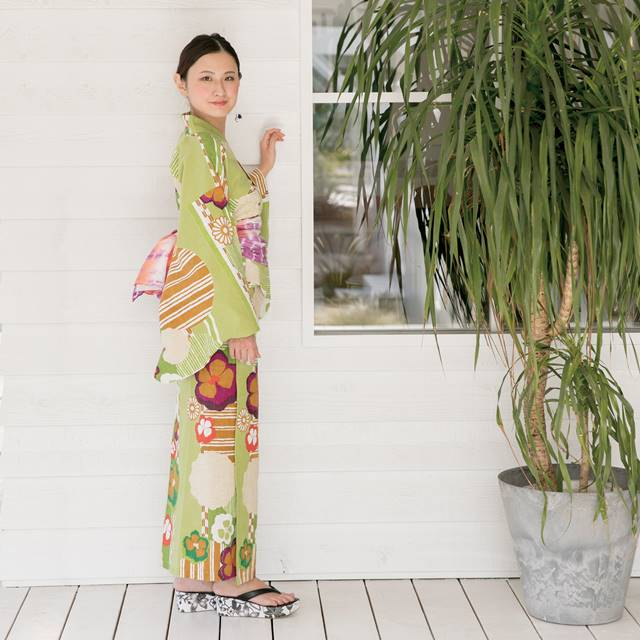 チャイハネセパレート浴衣