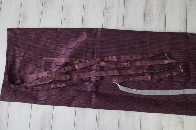 巻きスカート側紐