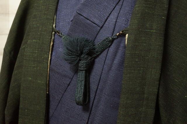 平組みひもの羽織紐
