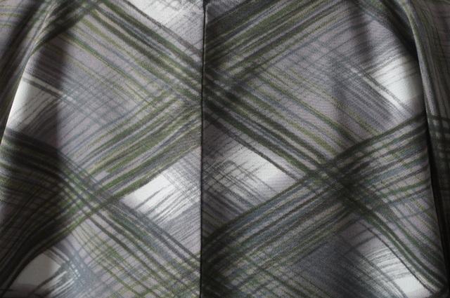 羽織の柄アップ2
