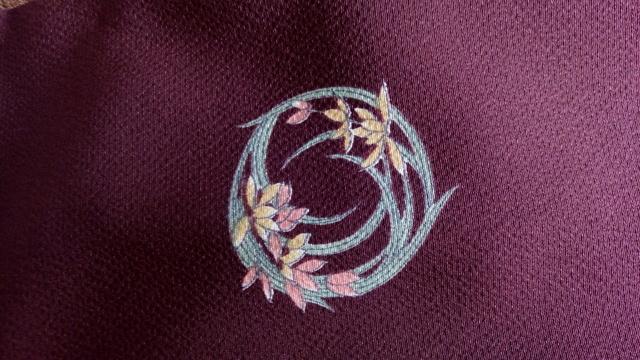 花丸紋の柄