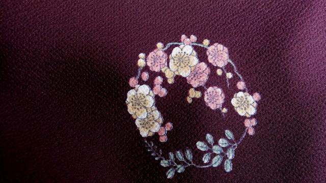 花丸紋 梅