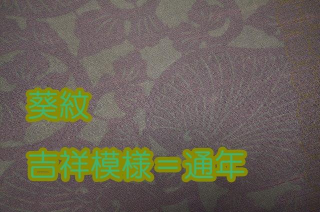 通年 葵紋