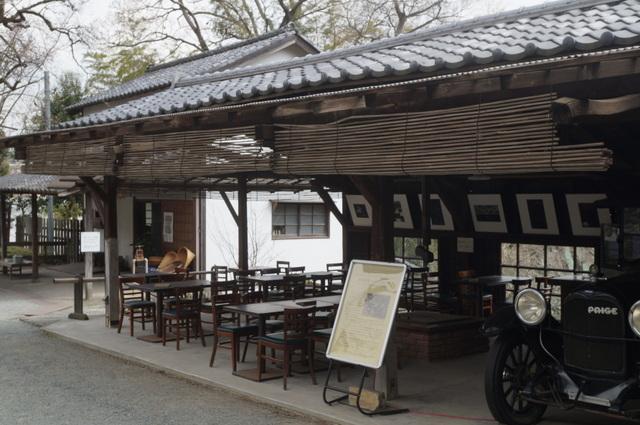 カフェ 武相荘
