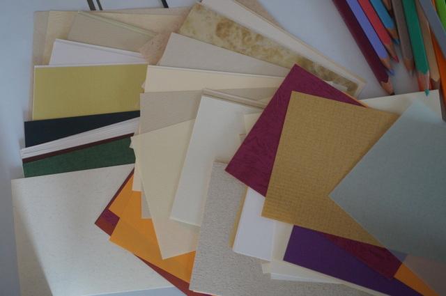 500色の色紙