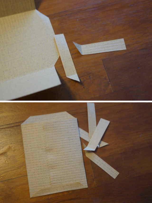 ポチ袋の作り方