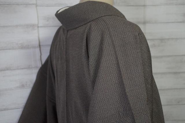 塩沢紬の単衣おすすめ