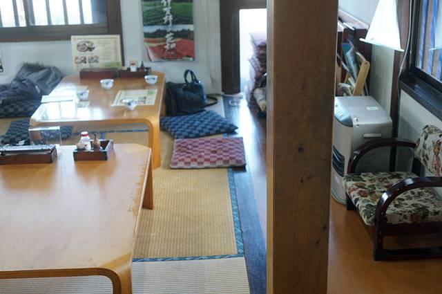 須川茶屋座敷