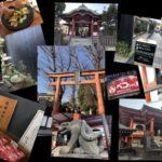 神楽坂ー神社