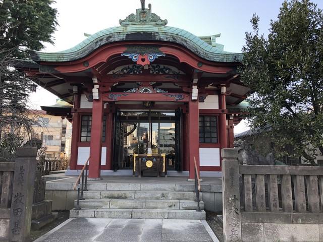 つくど八幡神社