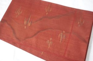 燕洒落袋帯