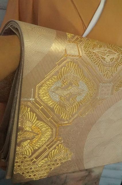 留袖用の帯