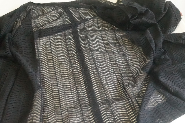 塵除けコート