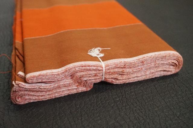 木綿糸綴じ