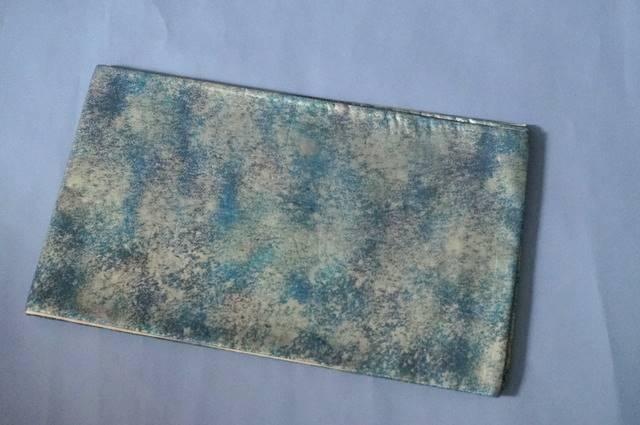 玉蟲色袋帯