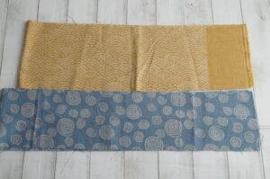 木綿半衿2種セットイメージ
