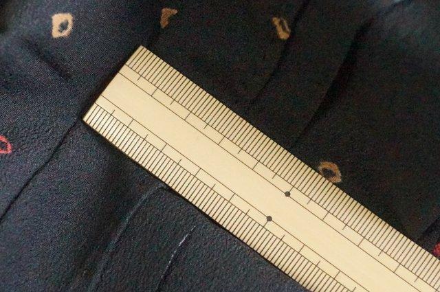 袖付の縫込み